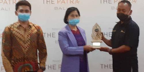 """Tahun 2019 Raih """"Gold"""", The Patra Bali Resort & Villas Kandidat Kuat Peraih BUMN CSR Award Tahun 2020"""