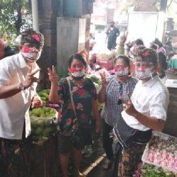 Program Tak Muluk-muluk, Paslon Amerta Jawaban Semua Persoalan di Denpasar
