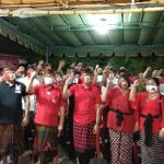 Basis Militan Banteng Moncong Putih Kelurahan Sesetan Mantapkan Langkah Menangkan Jaya-Wibawa
