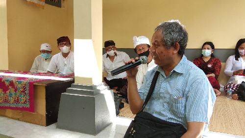 "Bertatap Muka dengan Penyandang Disabilitas, Paslon Jaya-Wibawa: ""Kami selalu berada ditengah-tengah saudara"""