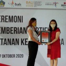 """Dukung Pemprov Bali Terapkan Protokol Tatanan Normal Baru, Bir Bintang Inisiatif Lakukan Pelatihan Protokol """"CHSE"""""""