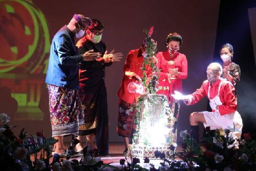 """Festival Seni Bali Jani II Dibuka, Gubernur Koster: """"Ini sebagai wahana apresiasi seni modern"""""""
