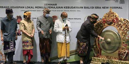 Menjaga Sumber Daya Pulau Bali Ditengah Pembangunan Sektor Pariwisata