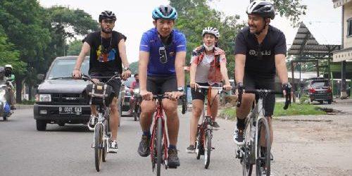 Gowes Amal Tempuh 164 Ribu Km, PLN Virtual Charity Run and Ride Tembus Donasi Rp.6,61 Miliar