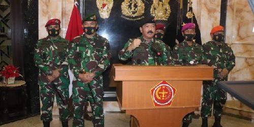 Panglima TNI: Jangan Biarkan Persatuan dan Kesatuan Hilang