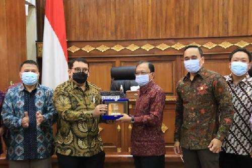 Tahun 2021 Bali Jadi Tuan Rumah MSEAP, akan Dihadiri 100 Negara