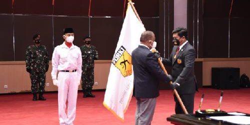 Marsekal TNI Hadi Tjahjanto Dikukuhkan Sebagai Ketua Umum FORKI
