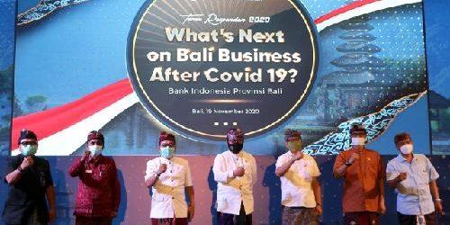 Diprediksi Ekonomi Bali kembali ke Posisi Normal Tahun 2022