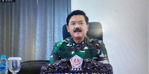 Panglima TNI: Ancaman Separatisme di Dunia Maya Ancaman Serius Persatuan dan Kesatuan Bangsa