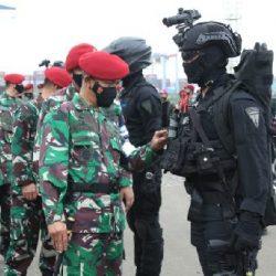 Dankoopssus TNI: Tingkatkan Daya Cegah dan Tangkal Aksi Terorisme
