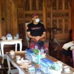 Patuhi Prokes, Lansia Denpasar Sepakat Datang ke TPS Coblos Nomor 1 Jaya-Wibawa