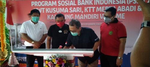 "Dua UMKM Binaan Bank Indonesia Berorientasi Ekspor, KPwBI Bali Trisno Nugroho: ""Dibina utuh dari hulu hingga hilir"""