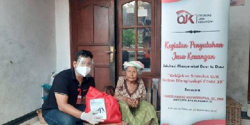 Kerjasama dengan DPN Peradah, OJK dan ARW Beri Penyuluhan Jasa Keuangan di Masa Pandemi Covid-19
