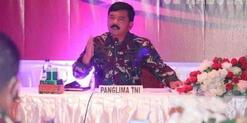 """Tatap Muka dengan Tokoh Masyarakat di Papua, Panglima TNI Serukan """"Bersama Kita Bisa Bersinergi Untuk Negeri"""""""