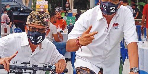 Dukung Jaya-Wibawa Secara Konstruktif dan Kritis, Ini Titipan Harapan Paslon Amerta!