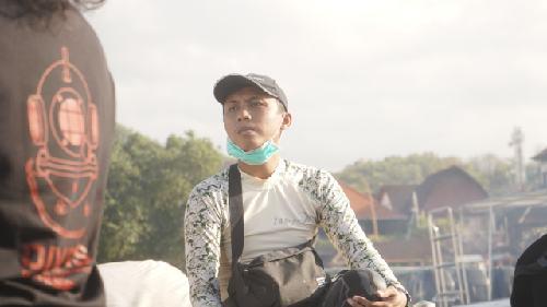 Hilang Terbawa Arus di Perairan Gili Tepekong, Seorang Penyelam dari Dinas Kelautan dan Perikanan Provinsi Bali Belum Ditemukan