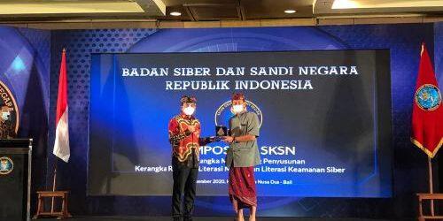 """Simposium Strategi Keamanan Siber Nasional Tahun 2020, BSSN: """"Indonesia siaga hadapi kejahatan siber"""""""