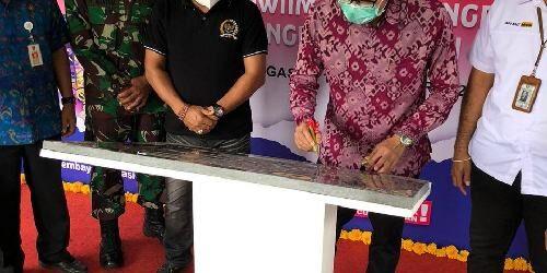 Dukung Pengembangan UMKM Berbasis Ketahanan Pangan, KPwBI Bali Serahkan Bantuan kepada UMKM Binaan dan Mitra BI