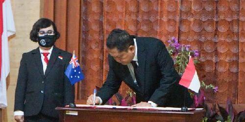 Pemkot Denpasar Jalin Kerjasama Sister City dengan Kota Perth Australia