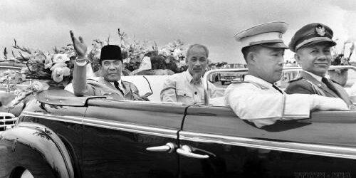 Kehangatan Persahabatan Indonesia-Vietnam Tertuang dalam Pameran Foto 65 Tahun Hubungan Diplomatik Indonesia-Vietnam