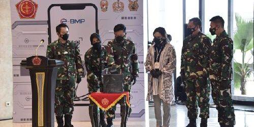 """Resmikan e-BBM di Lingkungan TNI, Panglima TNI: """"Langkah inovatif dan adaptif"""""""