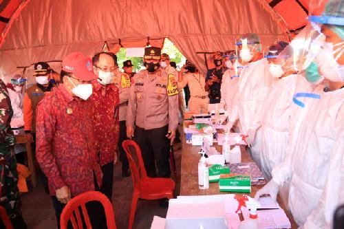 Gubernur Koster Minta Cek Ketat Penumpang Hendak Masuk Bali, Tanpa Rapid Test Jangan Diloloskan