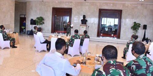 Coffee Morning TNI dan BPK RI, Pererat Sinergi APIP dengan Lembaga Pemeriksa Eksternal