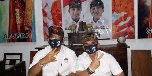 Elektabilitas Naik, Amerta Optimis Rebut Pilwali Hadirkan Perubahan Menuju Denpasar BERSERI