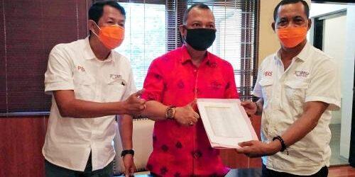"""SMSI Bali Bertemu Sekwan DPRD Bali, Emanuel Dewata Oja: """"Samakan persepsi, kawal regulasi Dewan Pers"""