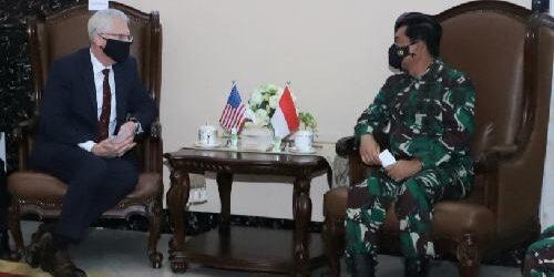Ancaman CBRNE dan Siber Nyata, Indonesia – Amerika Tingkatkan Kerjasama Pertahanan