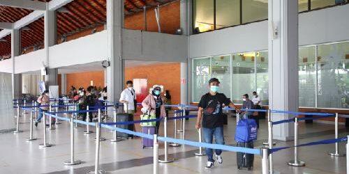 Tahun 2020, Trafik Penumpang di 15 Bandara Angkasa Pura Turun 61 Persen