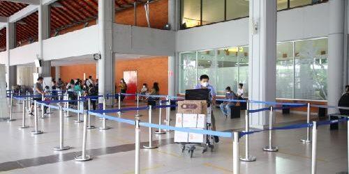 Nomor 3 Tertinggi di Indonesia, Trafik Angkutan Nataru 2020/2021 di Bandara Ngurah Rai Sebanyak 239.335 Penumpang