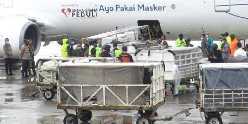 20 Ribu Vaksin Covid-19 Tahap Dua Tiba di Bali, Siap Disalurkan ke Nakes