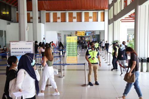 Bandara Ngurah Rai Kawal Ketat Penerapan SE No. 1 Tahun 2021