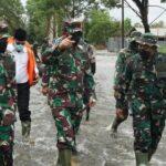 Panglima TNI Terjun Langsung Tinjau Banjir Kalsel