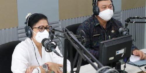 Masa Pandemi Covid-19, TP PKK Provinsi Bali Fokus Bantu Pemerintah Edukasi Prokes ke Masyarakat