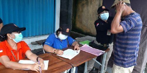 Langgar Prokes, 38 Orang Terjaring Operasi Yustisi Denpasar