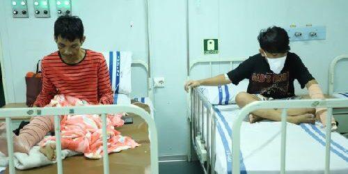 Rumah Sakit Apung TNI Tangani Pasien Korban Gempa di Sulawesi Barat