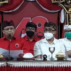 PDIP Menang di 5 Kabupaten/Kota, Wayan Koster Bersyukur Pilkada Sukses Penyelenggaraan dan Sehat dari Covid-19