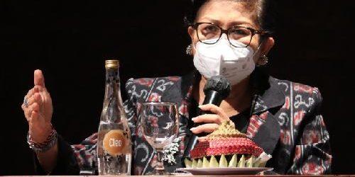 Di Pameran IKM Bali Bangkit, Peserta Dilarang Jual Produk Tiruan