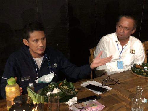 Kadin Bali Desak Actionable Program, Menparekraf Sandi Uno Langsung Gercep Kontak Kepala BKPM