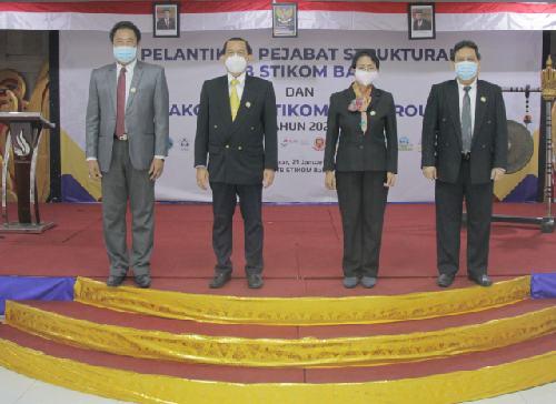Baru 1,5 Tahun Bertransformasi Jadi Institut, ITB STIKOM Bali Bertengger di Ranking 169 dari 4.504 PTN/PTS di Indonesia