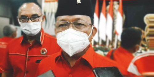 """Bergerak Dalam Satu Rampak Barisan, Wayan Koster: """"Kader PDIP solid wujudkan implementasi Nangun Sat Kerthi Loka Bali"""""""