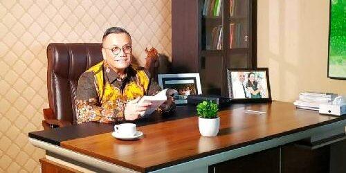 "Komjen Pol. Listyo Sigit Prabowo Calon Kapolri, Togar Situmorang: Titip salam ""Promoter"""