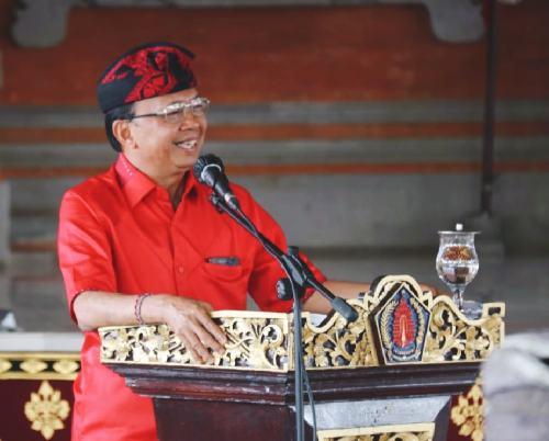 Rencana Pembangunan Pusat Kesenian Bali di Eks Galian C Gunaksa, Proses Ganti Rugi Lahan Segera Dituntaskan