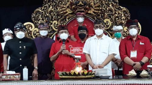 Rayakan Ulang Tahun Ke-74 Megawati Soekarnoputri, Ini Doa Kader Banteng Moncong Putih Untuk Ibu Ketum PDIP