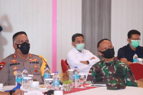 Kodam XVII/Cenderawasih Siap Amankan Pon XX Tahun 2021 di Papua
