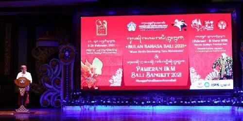 """UNESCO Catat 538 Bahasa Daerah di Dunia Kondisi """"Kritis"""", Gubernur Koster: """"Bahasa Bali wajib dilestarikan"""""""