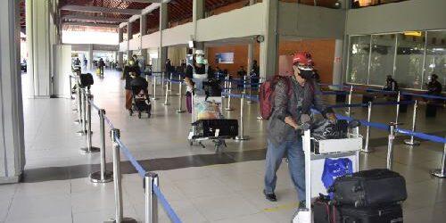 Statistik Jauh Dibawah Tahun 2020, Pergerakan Penumpang Bandara Ngurah Rai di Januari 2021 Terlayani hanya 212 Ribu