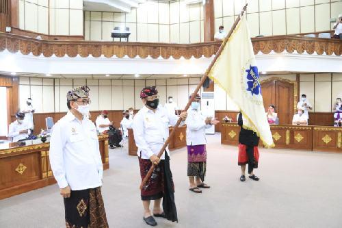 """BPD PHRI Bali Dikukuhkan, Gubernur Koster: """"Jangan kehilangan semangat, harus tetap optimis"""""""